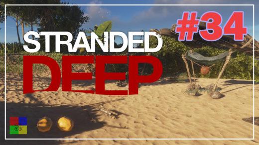 Standed-deep-прохождение-34-Обустраиваемся