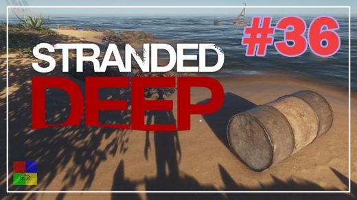 Standed-deep-прохождение-36-Бочка