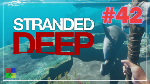 Standed-deep-прохождение-42-Первая-акула