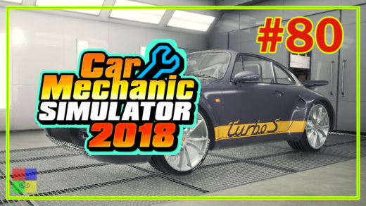 Car-mechanic-simulator-2018-прохождение-80-porsche-911-turbo-s-964