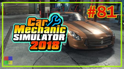 Car-mechanic-simulator-2018-прохождение-81-36-Уровень