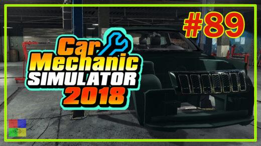 Car-mechanic-simulator-2018-прохождение-89-41-уровень