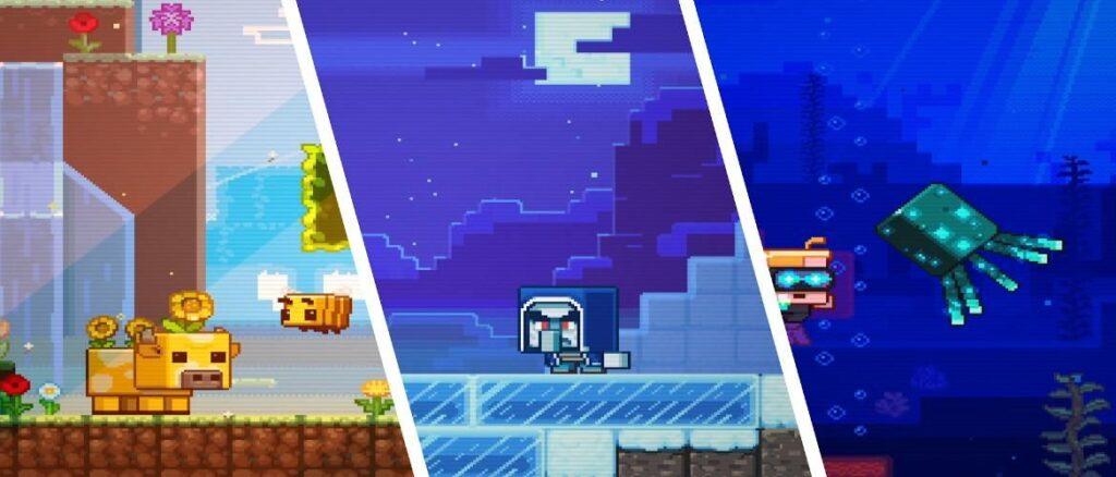 Mojang позволяет игрокам выбирать новейшего моба Minecraft