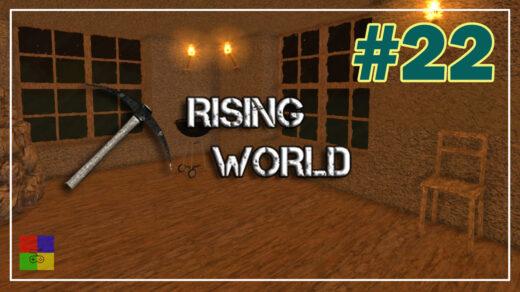 Rising-World-прохождение-22-Остекление