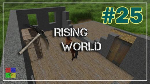Rising-World-прохождение-25-Конюшня