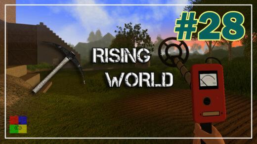 Rising-World-прохождение-28-Детектор-руд