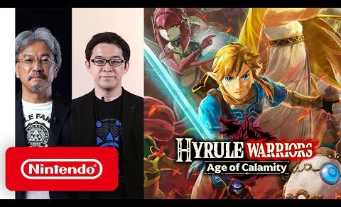 hyrule-warriors-age-of-calamity-announced-for-the-switch