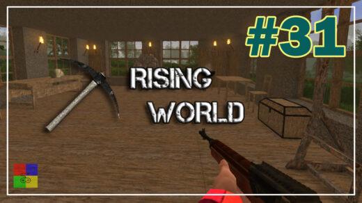 Rising-World-прохождение-31-Ружье