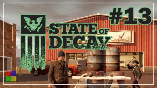 state-of-decay-прохождение-13-Помощь-друзьям