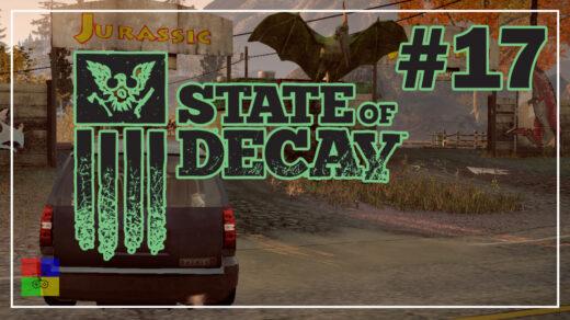 state-of-decay-прохождение-17-Рука-помощи