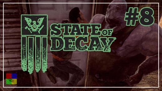 state-of-decay-прохождение-8-Сожрали