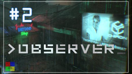 observer 2 прохождение