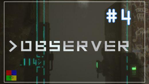 observer 4 прохождение