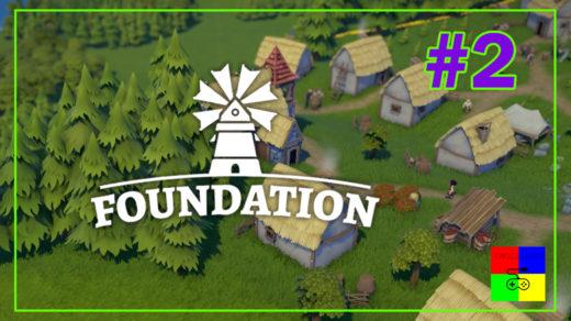 foundation game 2 прохождение