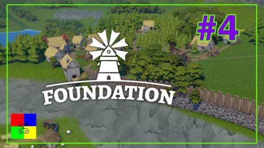 foundation game 4 прохождение