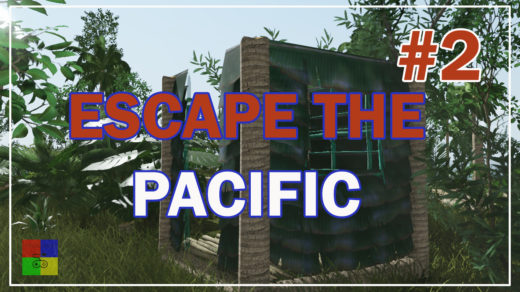 Escape-The-Pacific-2-строим-дом