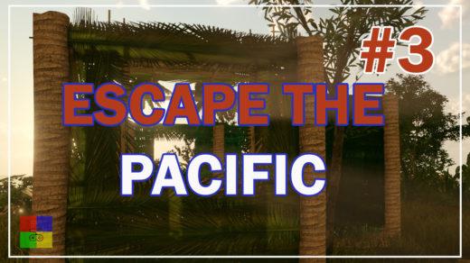 Escape-The-Pacific-3-расширяем-дом