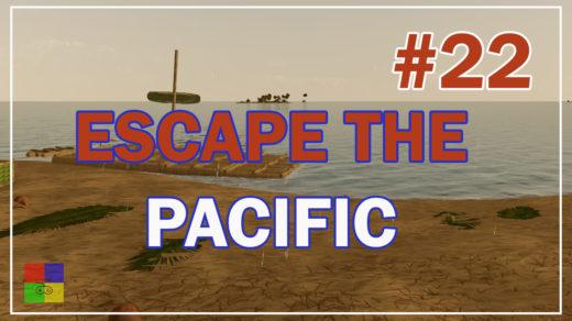 Escape-The-Pacific-прохождение-22-за-припасами