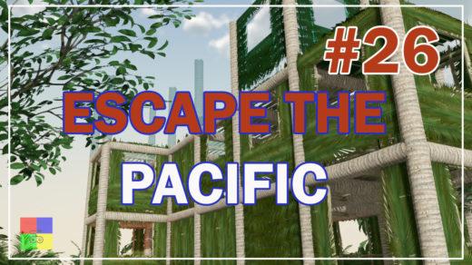Escape-The-Pacific-прохождение-26-3-этаж