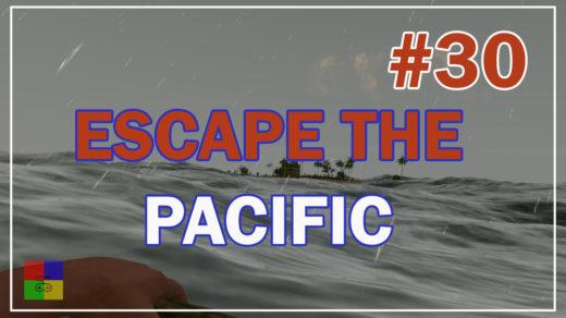 Escape-The-Pacific-прохождение-30-Шторм