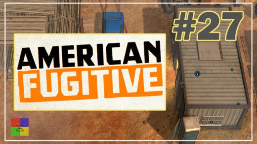 american-fugitive-прохождение-27-Война-с-Маккоями.-Ржавый