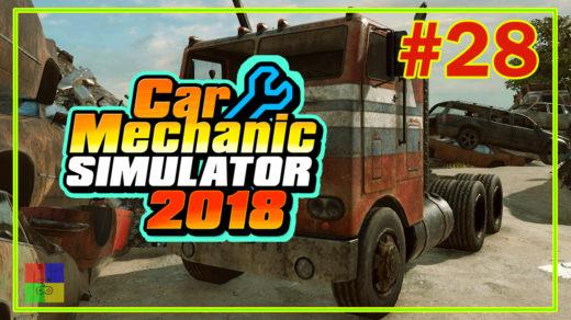 Car-mechanic-simulator-2018-прохождение-28-Уличный-гонщик