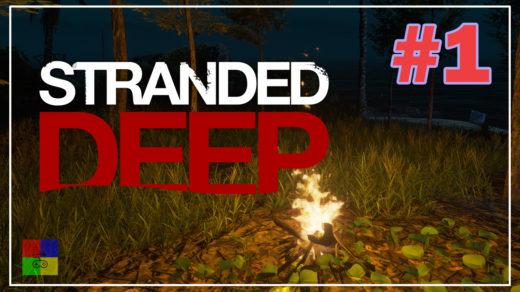 Stranded Deep прохождение #1 ♦ НАЧАЛО ♦
