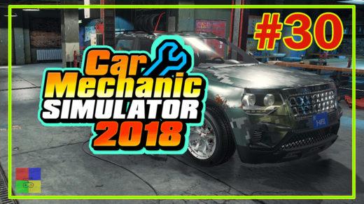 Car-mechanic-simulator-2018-прохождение-30-Покрышки