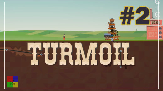 TURMOIL-прохождение-2-Скупка-участков