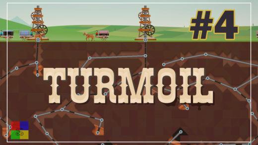TURMOIL-прохождение-4-Новые-земли