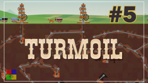 TURMOIL-прохождение-5-Крот
