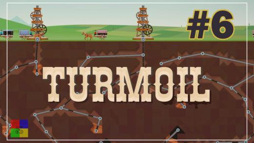 TURMOIL-прохождение-6-стать-мэром