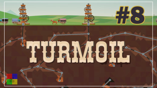 TURMOIL-прохождение-8-газ