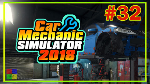 Car-mechanic-simulator-2018-прохождение-32-Гоночный-авто