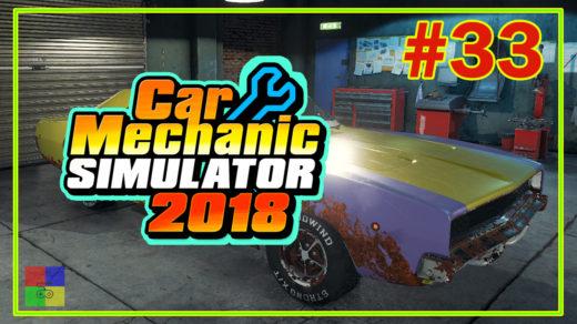 Car-mechanic-simulator-2018-прохождение-33-19-Уровень
