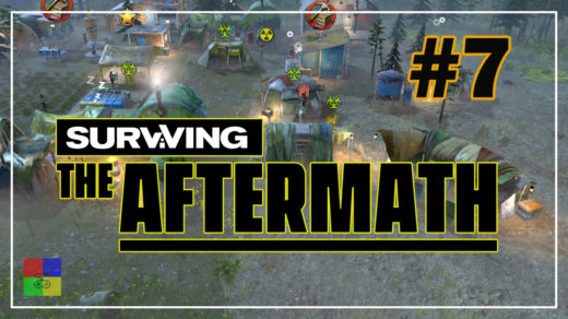 Aftermath-прохождение-7-Эпидемия