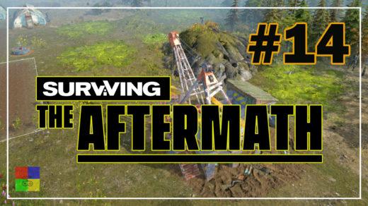 Aftermath-прохождение-14-Промышленная-добыча
