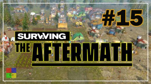 Aftermath-прохождение-15-Обновление-4-Великие-умы-Update-4-Great-Minds