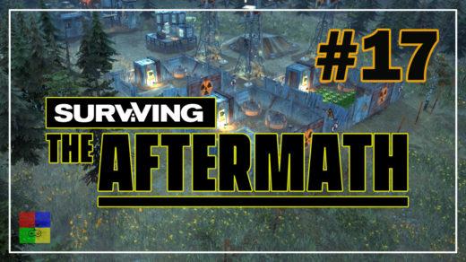 Aftermath-прохождение-17-Обновление-4-Погиб-геройски