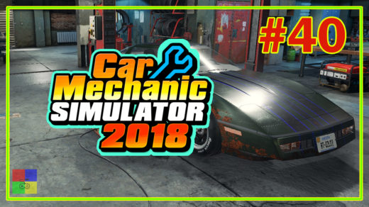 Car-mechanic-simulator-2018-прохождение-40-Андора
