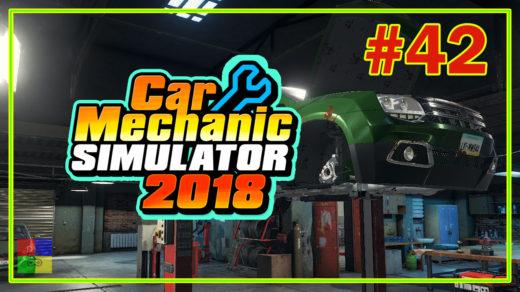 Car-mechanic-simulator-2018-прохождение-42-23-уровень
