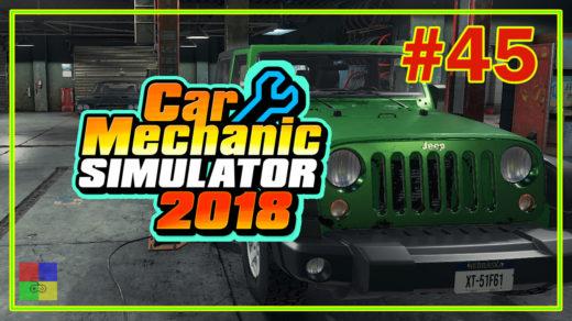 Car-mechanic-simulator-2018-прохождение-45-24-уровень