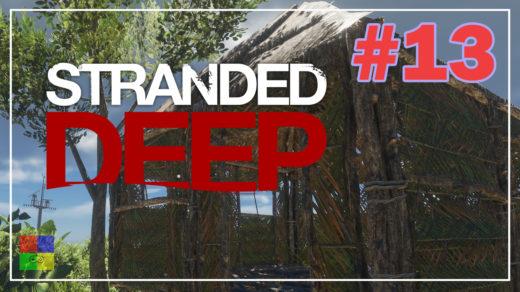 Standed-deep-прохождение-13-Дом