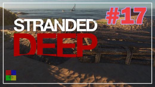 Standed-deep-прохождение-17-Плот