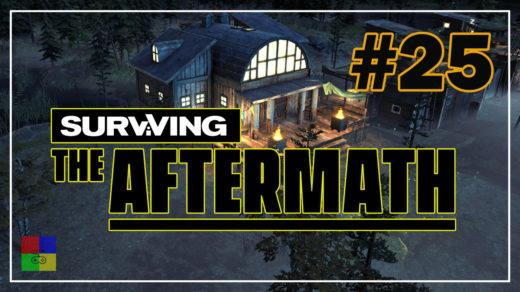 Surviving-the-Aftermath-прохождение-25-Обновление-5-Святилище