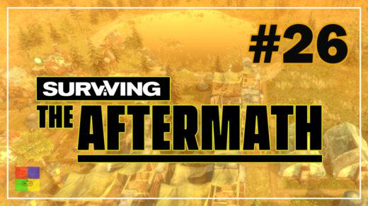 Surviving-the-Aftermath-прохождение-26-Обновление-5-Жара