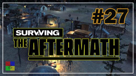 Surviving-the-Aftermath-прохождение-27-Обновление-5-Автомобиль