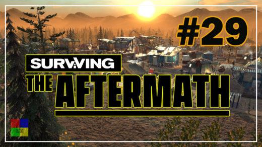 Surviving-the-Aftermath-прохождение-29-Обновление-5-115-день