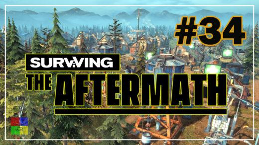Surviving-the-Aftermath-прохождение-34-Обновление-5-День-135
