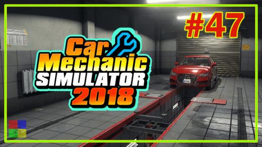 Car-mechanic-simulator-2018-прохождение-47-Диагностика